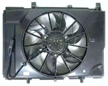 Вентилятор охолодження радіатора на Мерседес W210 NRF 47466.
