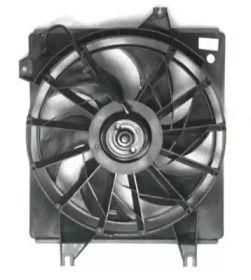Вентилятор охолодження радіатора 'NRF 47499'.