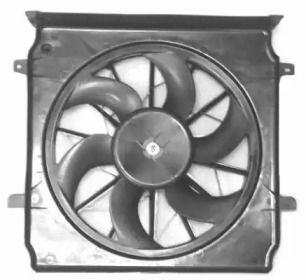 Вентилятор охолодження радіатора NRF 47529.
