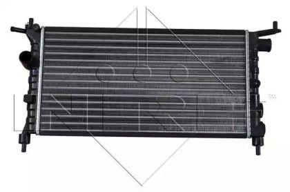 Радіатор охолодження двигуна NRF 50551.