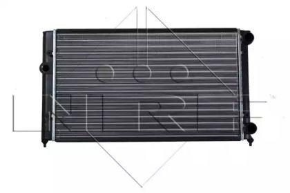 Радіатор охолодження двигуна NRF 529501.