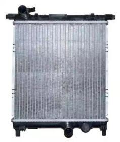 Радіатор охолодження двигуна на SKODA CITIGO 'NRF 53101'.