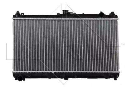 Радіатор охолодження двигуна на MAZDA MX-5 'NRF 53317'.