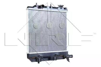 Радіатор охолодження двигуна на Мазда Деміо NRF 53433.
