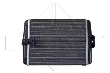 Радіатор печі на Mercedes-Benz W210 NRF 53552.