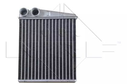 Радиатор печки на SEAT ALTEA 'NRF 54271'.