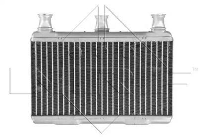 Радіатор печі 'NRF 54311'.