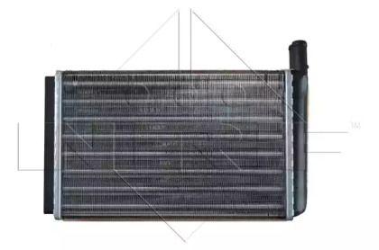 Радиатор печки на Фольксваген Джетта 'NRF 58614'.