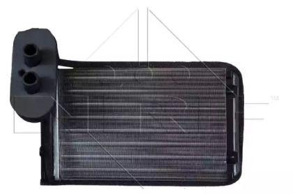 Радиатор печки на SEAT TOLEDO 'NRF 58622'.