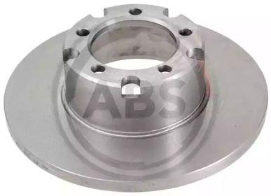 Тормозной диск на MERCEDES-BENZ T1 'A.B.S. 15741'.