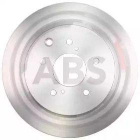 Вентилируемый тормозной диск на NISSAN 300ZX 'A.B.S. 15997'.