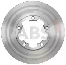 Вентилируемый тормозной диск на NISSAN CABSTAR 'A.B.S. 16164'.