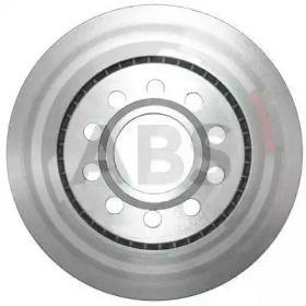 Вентилируемый тормозной диск на Ауди Кватро 'A.B.S. 16204'.