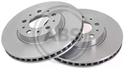 Вентилируемый тормозной диск на Вольво С90 'A.B.S. 16236'.
