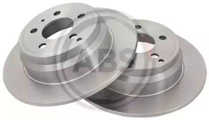 Тормозной диск на Вольво С70 'A.B.S. 16237'.