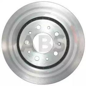 Вентилируемый тормозной диск на CHRYSLER DAYTONA 'A.B.S. 16239'.