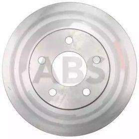 Вентилируемый тормозной диск на Шевроле Камаро 'A.B.S. 16351'.