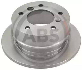 Тормозной диск на MERCEDES-BENZ SPRINTER 'A.B.S. 16452'.