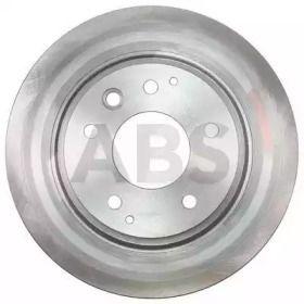 Тормозной диск на Хонда Легенд 'A.B.S. 16589'.