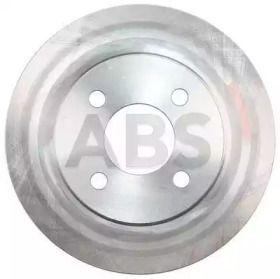 Вентилируемый тормозной диск на Крайслер Неон 'A.B.S. 16722'.
