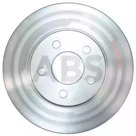 Вентилируемый тормозной диск на DODGE NEON 'A.B.S. 16723'.