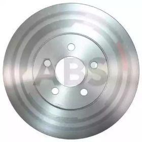 Вентилируемый тормозной диск на DODGE STRATUS 'A.B.S. 16726'.