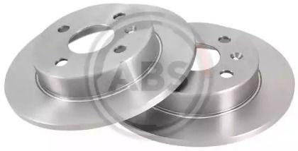 Тормозной диск на OPEL ASTRA 'A.B.S. 16954'.