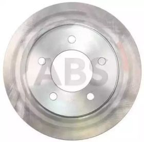Вентилируемый тормозной диск на Форд Ф150 'A.B.S. 17043'.
