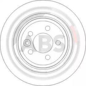 Тормозной диск на Ровер 75 'A.B.S. 17060'.