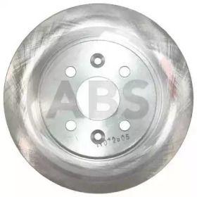 Тормозной диск на KIA SHUMA 'A.B.S. 17065'.