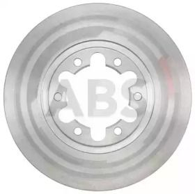 Вентилируемый тормозной диск на MAZDA B-SERIE 'A.B.S. 17105'.
