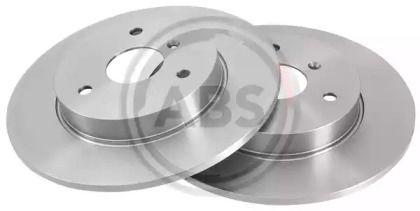 Тормозной диск на Смарт Кабрио 'A.B.S. 17161'.
