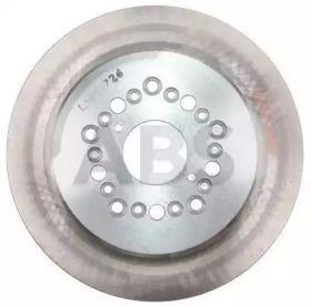 Вентилируемый тормозной диск на Лексус СЦ 'A.B.S. 17215'.