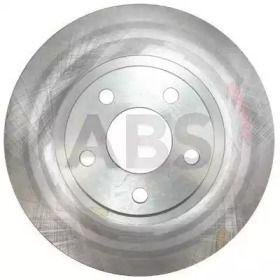 Вентилируемый тормозной диск на CHEVROLET CAMARO 'A.B.S. 17254'.