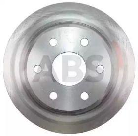 Вентилируемый тормозной диск на CHEVROLET TAHOE 'A.B.S. 17293'.