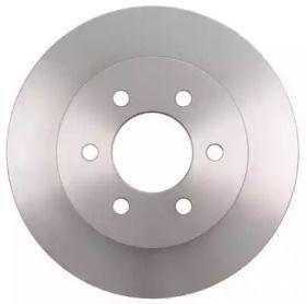 Вентилируемый тормозной диск на DODGE DURANGO 'A.B.S. 17306'.