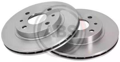 Вентилируемый тормозной диск A.B.S. 17339.