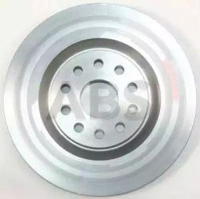 Вентилируемый тормозной диск на Лянча Тезис 'A.B.S. 17388'.