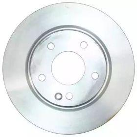Вентилируемый тормозной диск на MERCEDES-BENZ VANEO 'A.B.S. 17422'.