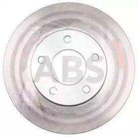 Вентилируемый тормозной диск на Мазда Трибьют 'A.B.S. 17430'.