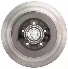 Тормозной диск на Рено Вель Сатис 'A.B.S. 17451C'.