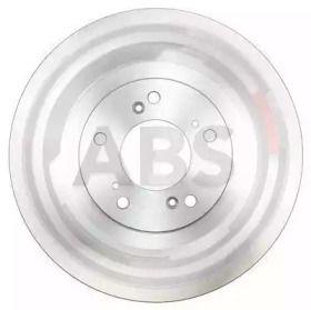 Вентилируемый тормозной диск на HONDA S2000 'A.B.S. 17466'.