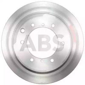 Вентилируемый тормозной диск на HYUNDAI TERRACAN 'A.B.S. 17572'.