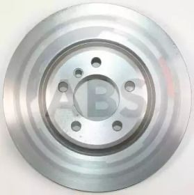 Вентилируемый тормозной диск на БМВ 6 'A.B.S. 17582'.