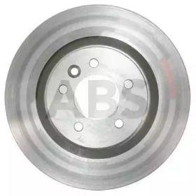 Вентилируемый тормозной диск на Рендж Ровер Спорт 'A.B.S. 17652'.