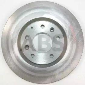 Вентильований гальмівний диск на Мазда РХ8 A.B.S. 17694.