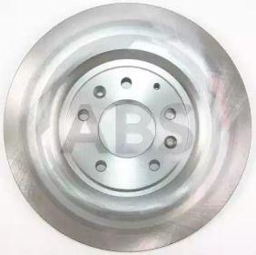 Вентильований гальмівний диск на Мазда РХ8 'A.B.S. 17695'.