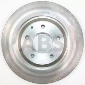 Вентильований гальмівний диск на Мазда РХ8 'A.B.S. 17696'.