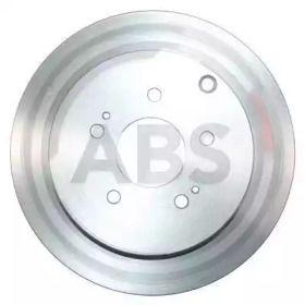 Тормозной диск на MITSUBISHI GRANDIS 'A.B.S. 17717'.