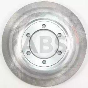 Вентилируемый тормозной диск на Киа К2500 'A.B.S. 17751'.